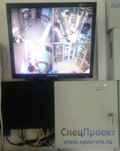 Воронеж видеонаблюдение СпецПроект