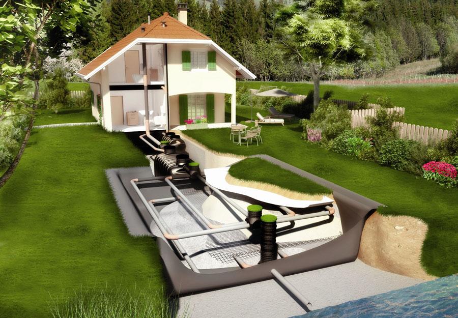 Очистные сооружения канализации - СпецПроект