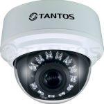 IP камеры TANTOS. Достоинства и недостатки.