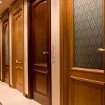 Замена и установка межкомнатных дверей