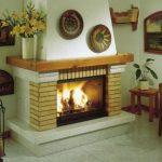 Камин – секрет уюта в Вашем доме