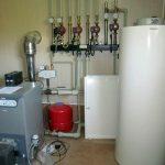Отопление частного дома в Воронеже