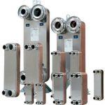 Пластинчатые теплообменники для оборудования тепловых пунктов